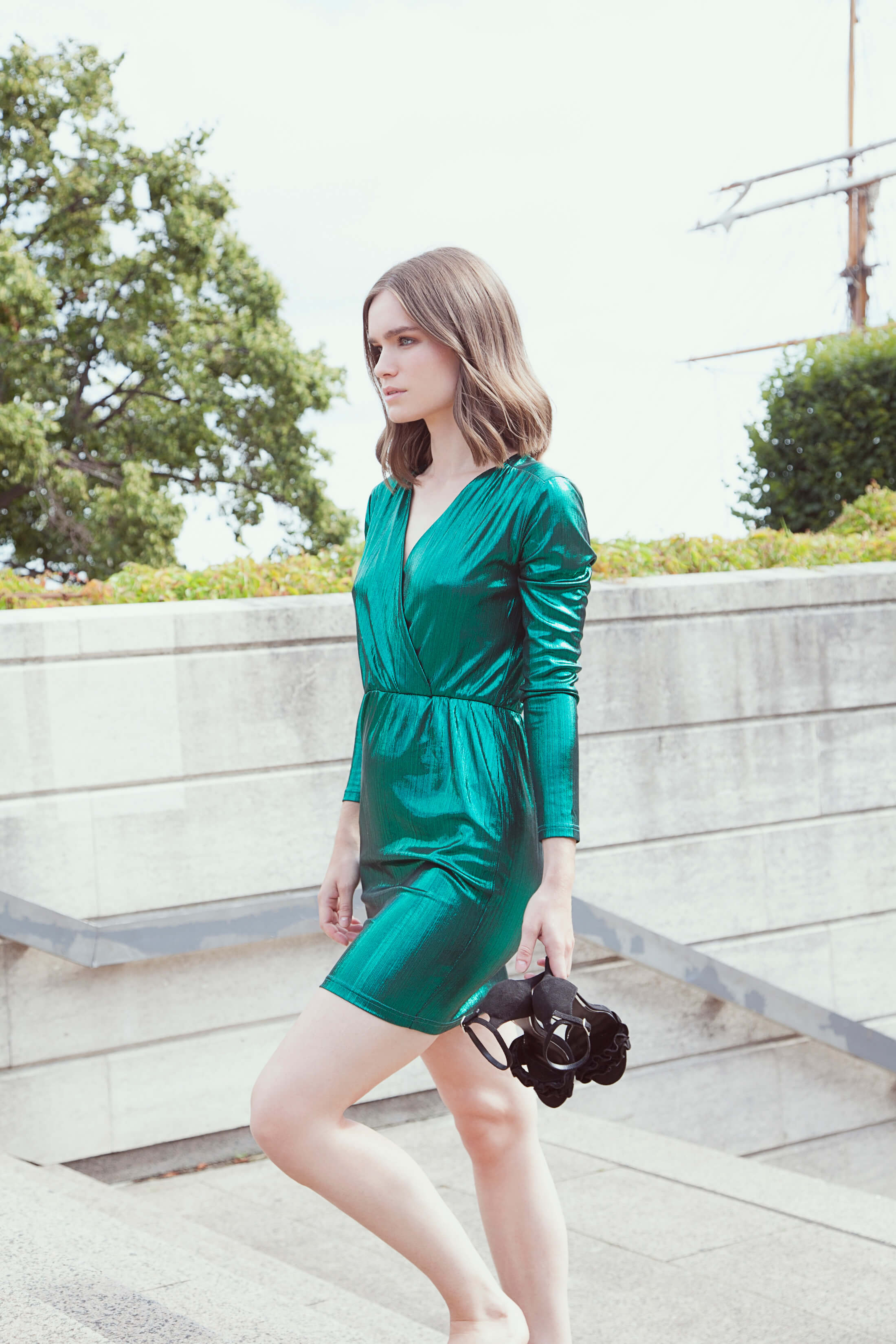 Green meets party!