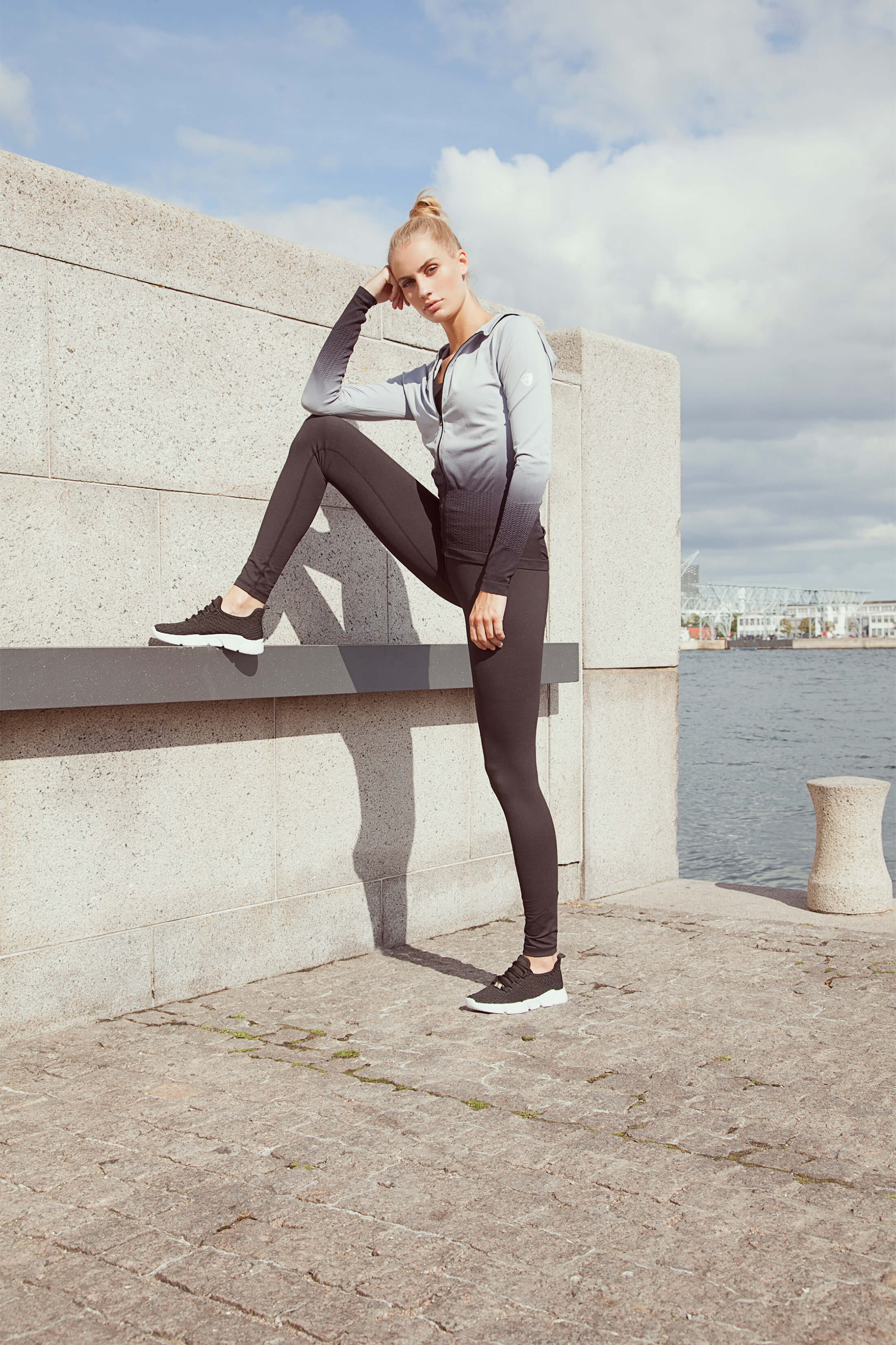 Active wear meets silver!