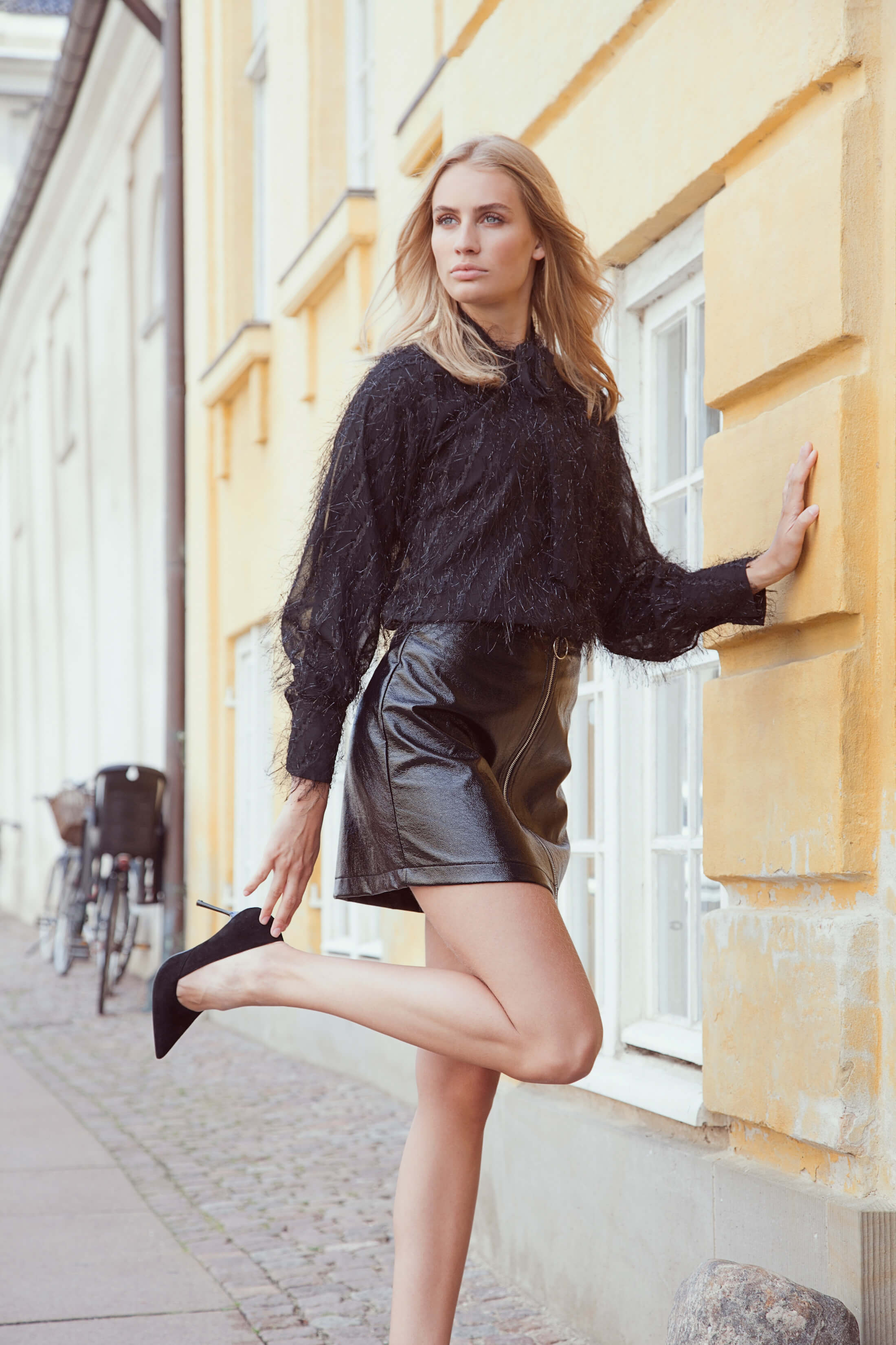 Shining skirt, it can never go wrong!