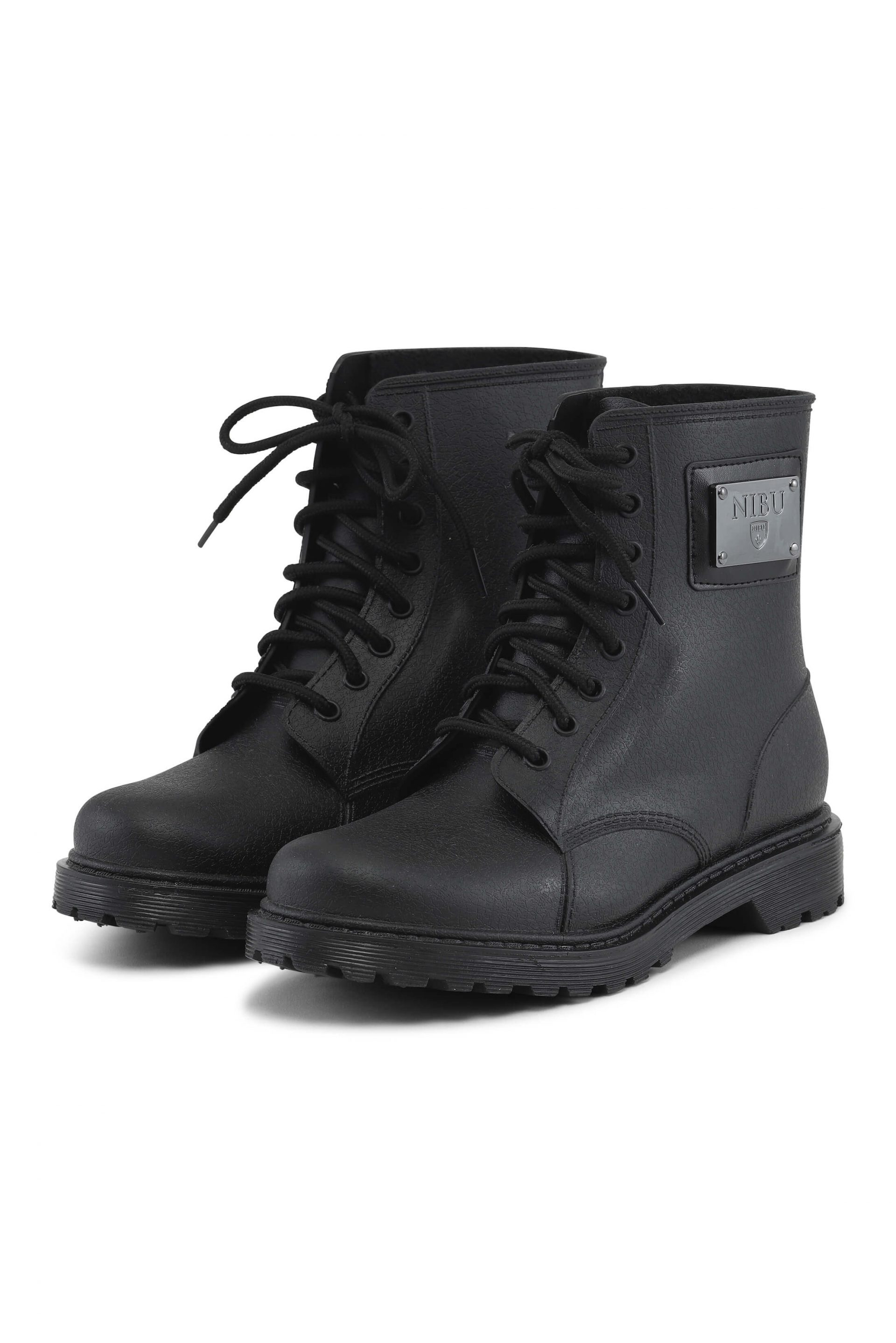 Rainboots with an extra soft insole