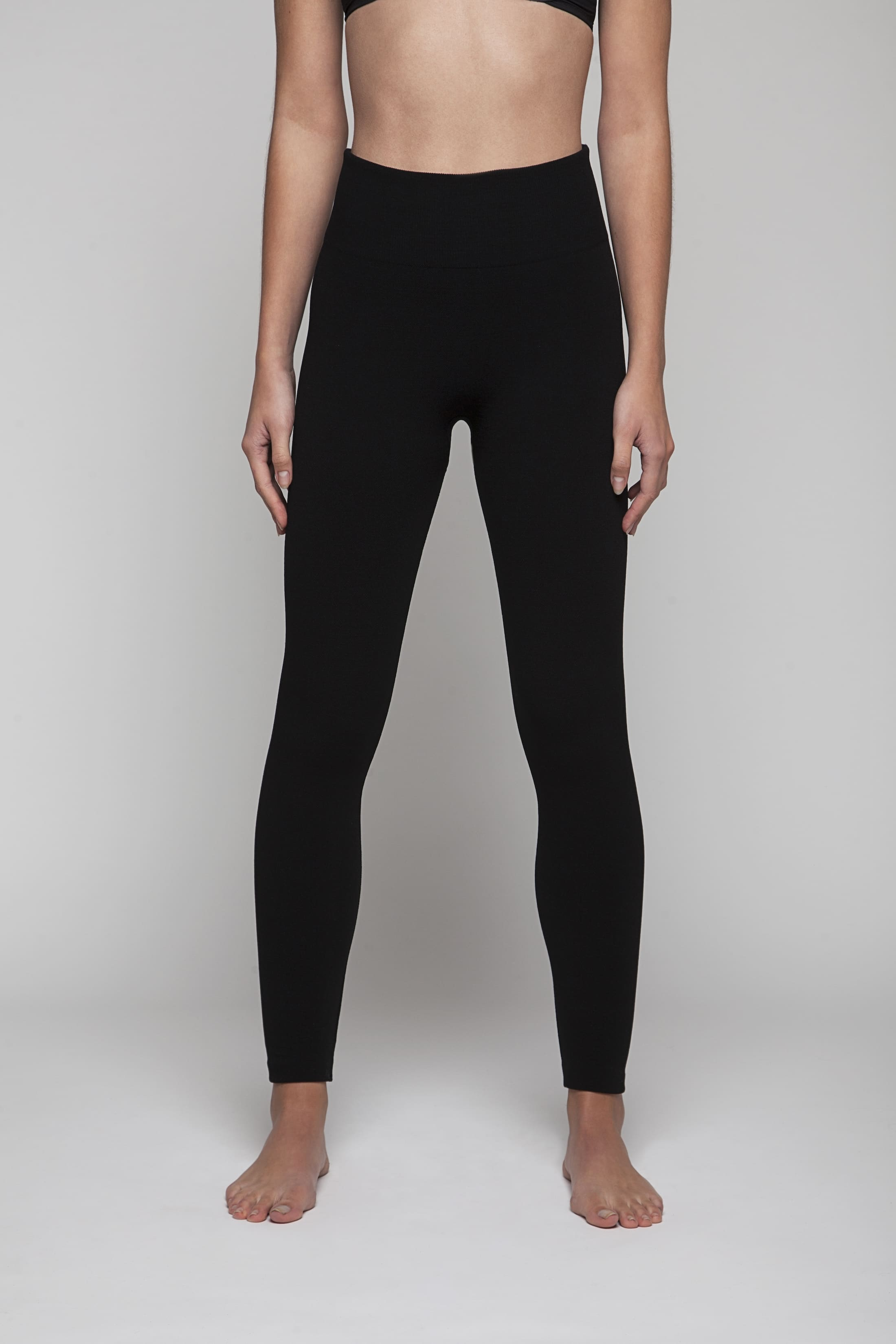 Structured leggings with extra soft lining